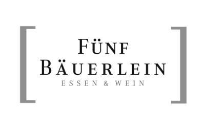 Fünf Bäuerlein